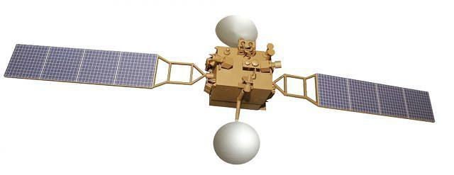 Protótipo do Angosat 1, colocado em órbita  em Dezembro último