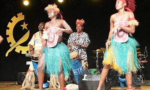 Benjamim Sabby destacou a realização no ano passado da exibição do Ballet Tradicional Kilandukilu na programação do Centro Cultural Casa de Angola Bahia