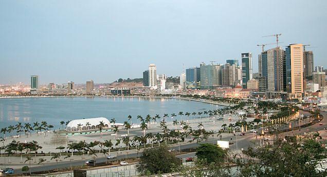 Capital angolana está mais velha