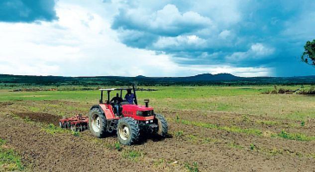 Os habitantes da aldeia têm como actividade principal a agricultura e a criação de gado