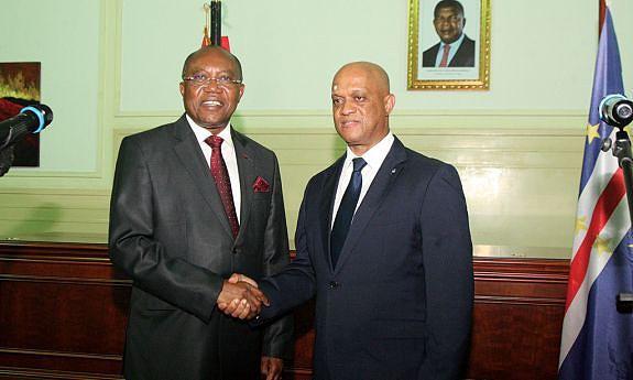 Supressão de vistos a cidadãos de Cabo Verde