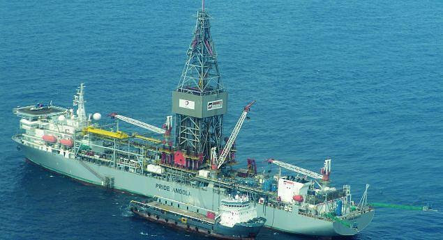 Petróleo, em África, era recurso exclusivo de países do Magrebe, como a Argélia ou Líbia; do Egipto talvez