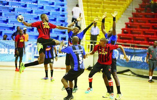 Equipa afecta ao Ministério do Interior mantém invencibilidade  no provincial de Luanda
