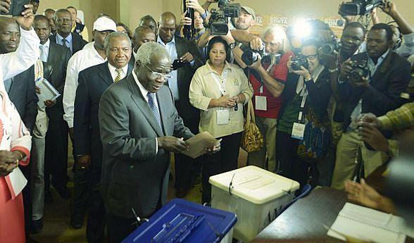 Opositor moçambicano perdeu todas as eleições em que participou desde o fim da guerra civil