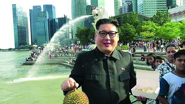 Líder norte-coreano surpreendeu habitantes e turistas nas ruas