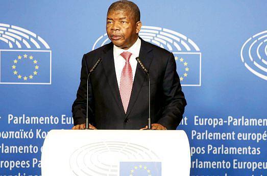 João Lourenço entrou ontem para a história do país como sendo o primeiro Chefe de Estado angolano a discursar na sede do Parlamento Europeu, em Estrasburgo, França