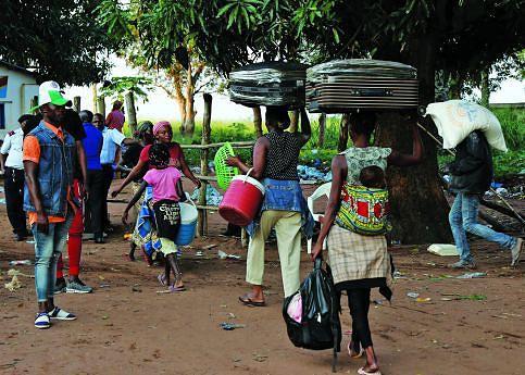 Mais de 200 mil pessoas da República Democrática do Congo já regressaram àquele país