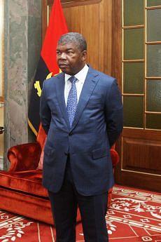 Presidente da República, João Manuel Gonçalves Lourenço