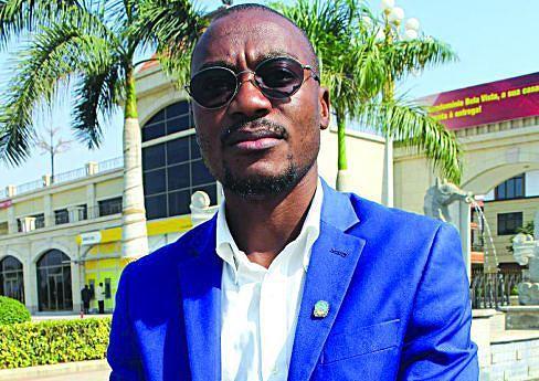 Geraldo Wanga, líder da Associação Nova Aliança de Taxistas