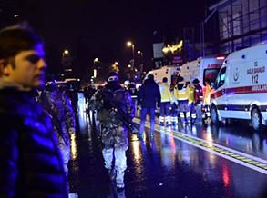 Detido suposto autor do ataque do Ano Novo em Istambul