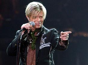 David Bowie distinguido como Melhor Artista do Ano nos Brit Awards