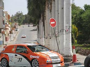 Rui Ferreira vence prova de automobilismo no Namibe