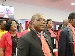 MPLA prepara-se para próximos desafios