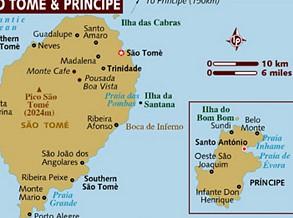 Governo são-tomense propõe a empresa de Macau construção do porto de águas profundas