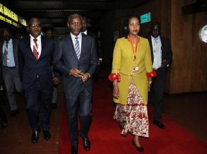 Cimeira do ACP prestes a começar