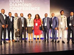 Sodiam participa em Conferência de Diamante no Dubai