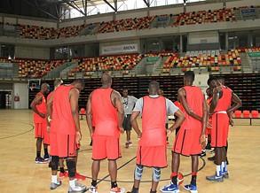 Selecção nacional vence no apuramento ao Afrobasket
