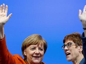 Partido de Angela Merkel conquista importante vitória no Sarre
