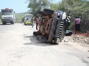 Comandante da PIR no Zaire morre em acidente de viação