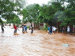 Chuva mata em Cabinda e desaloja várias famílias