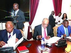 Ministros e governadores provinciais avaliam hoje execução de projectos