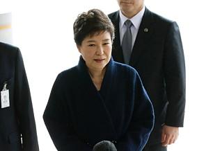 Tribunal sul-coreano pede prisão para ex-presidente Park Geun-hye