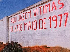 27 de Maio: Governo reconhece oficialmente
