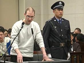 China condena canadiano a pena de morte