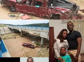 Quatro membros da mesma família morrem em acidente de viação no Soyo