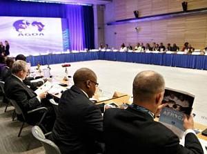 14º Fórum do Comércio e Cooperação Económica entre África e EUA - AGOA