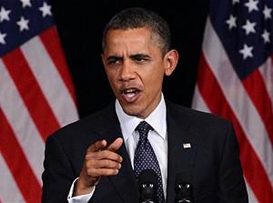 Barack Obama-Presidente cessante dos EUA