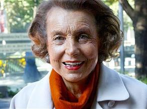Morreu a mulher mais rica do mundo