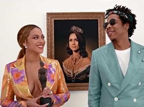 A reação de Meghan Markle à homenagem de Beyoncé e Jay-Z