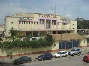 Cine Tropical de Luanda está a ser restaurado 16 anos depois