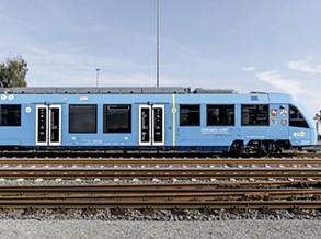 Alemanha vai estrear comboios movidos a hidrogénio