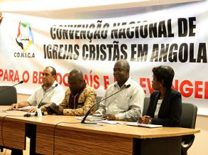 Plataformas eclesiásticas contribuem para conservação da paz - INAR