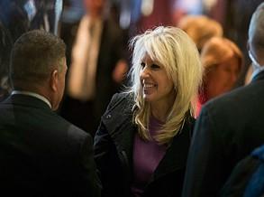 Conselheira de Trump acusada de plágio recusa cargo no governo