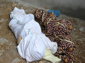 Protecção Civil resgata corpos de crianças no Belo Monte