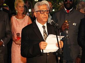 Corpo diplomático elogia combate à corrupção