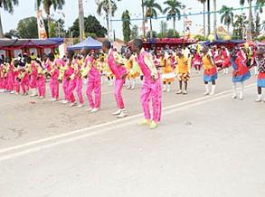 União Imbondeiro do Cazenga e Unidos do Zango com estreia no Carnaval de Luanda