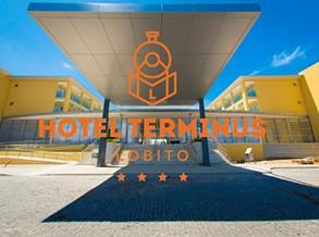 Incêndio causa danos materiais no Hotel Términus no Lobito