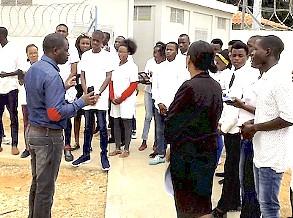 Instituto Politécnico de Treinamento em Técnicas e Tecnologias reúne hoje jovens do sector das telecomunicações