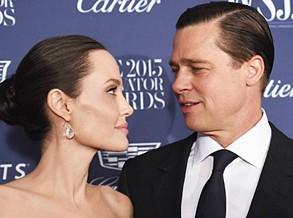 Angelina Jolie e Brad Pitt querem melhorar a relação