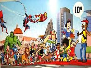 Festival Luanda Cartoon homenageia desenho de Moda