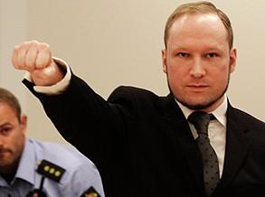 Breivik não se arrepdende do massacre de 2011