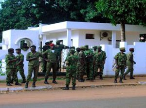 Efectivos das forças armadas guinenses