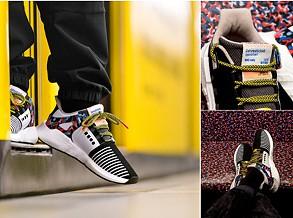 Ténis da Adidas funcionam como passe anual para andar de comboio em Berlim