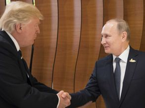 Trump convidou Putin a ir à Casa Branca. E Putin aceitou