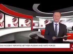 Falsa BBC deixa o mundo em sobressaltado com alegado conflito