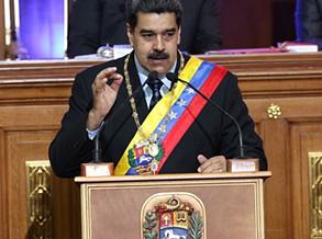 Maduro diz que Bolsonaro é um
